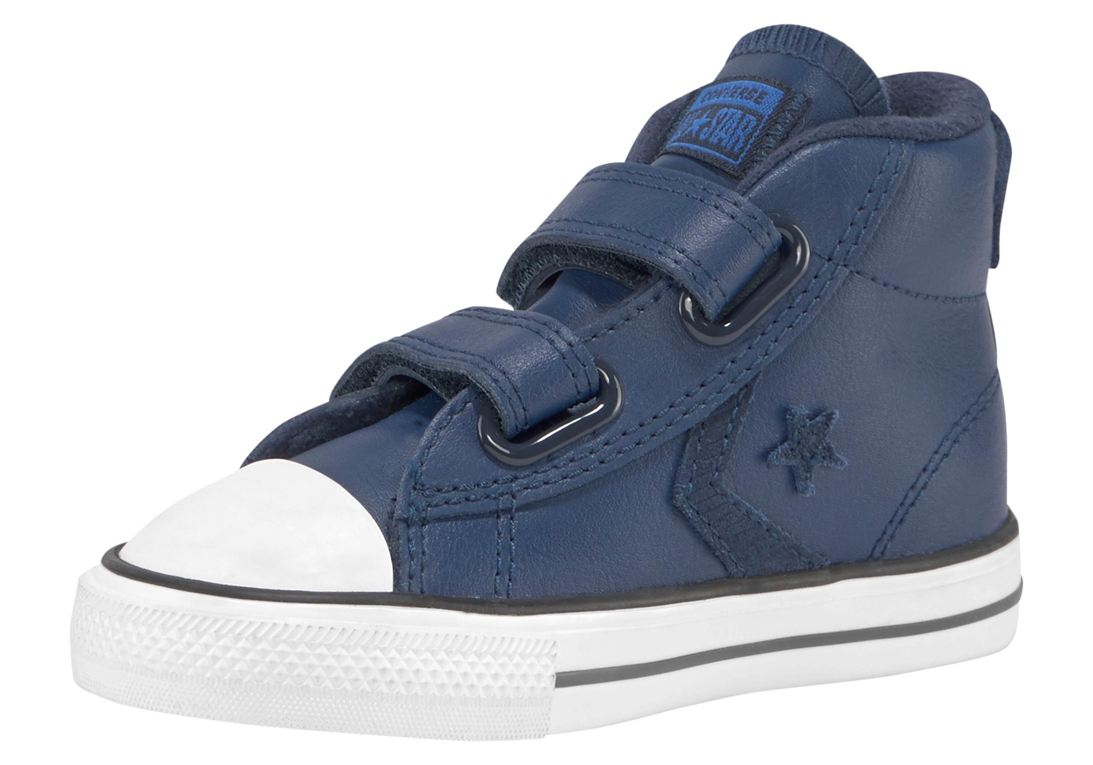Converse Sneaker »KINDER STAR PLAYER 2V ASTEROID MID KLETT« günstig kaufen | BAUR