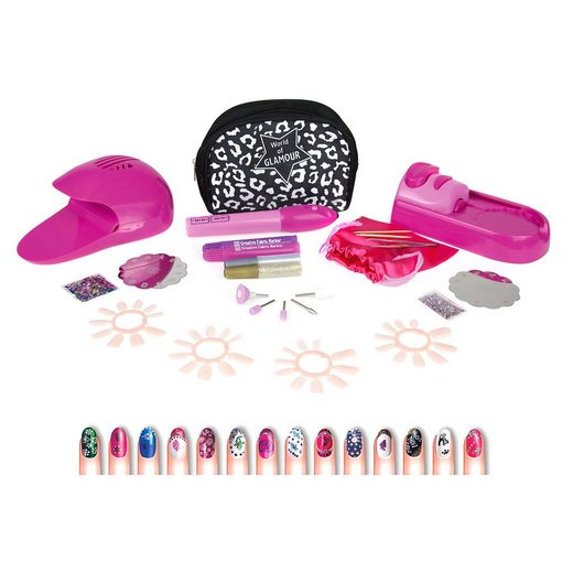 Lena® Mani-Pedi Nail Salon, Faltschachtel