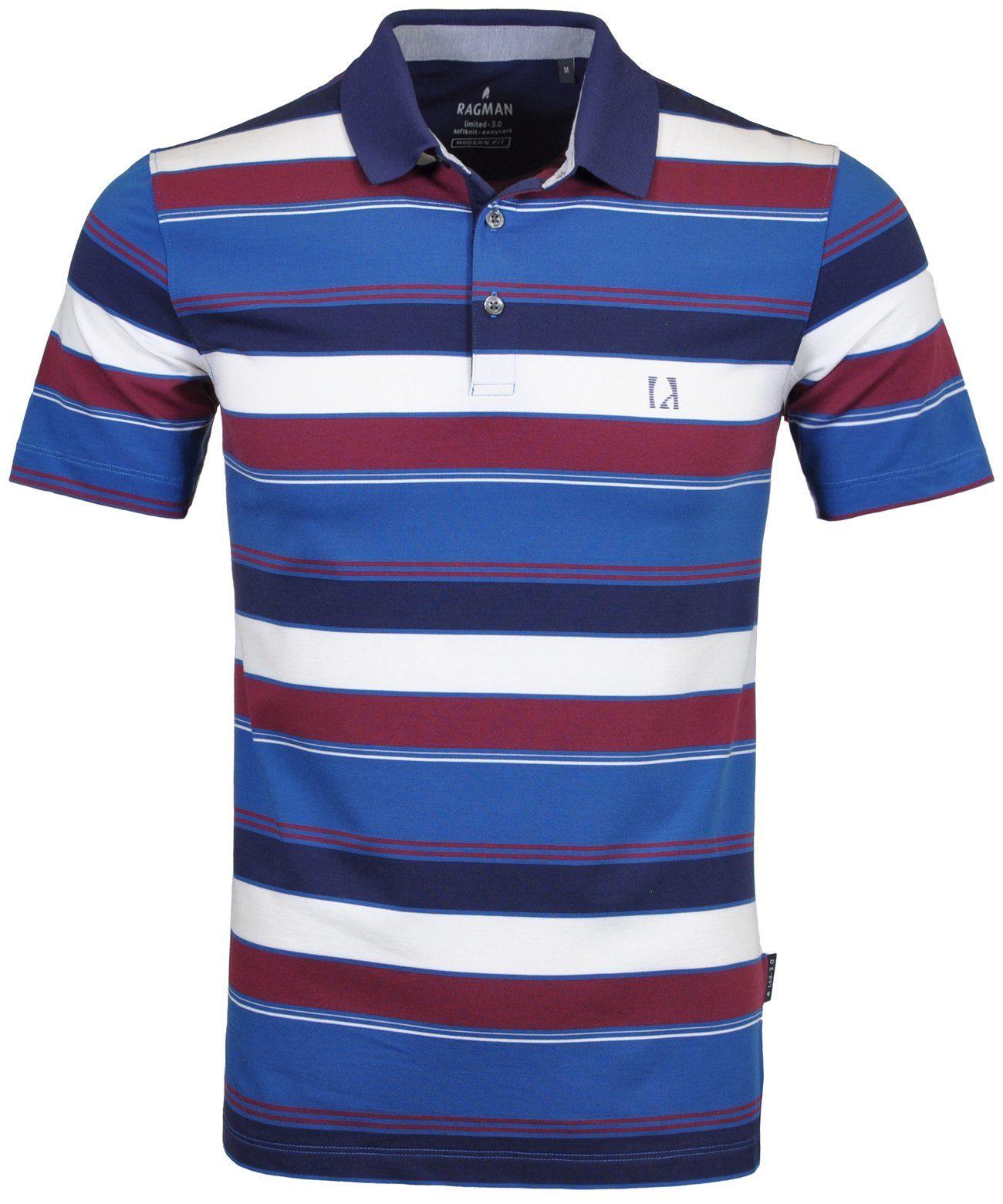 RAGMAN Poloshirt, Modern Fit online kaufen | OTTO