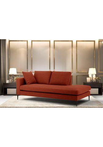 LEONIQUE Gulimasis krėslas »Cozy«