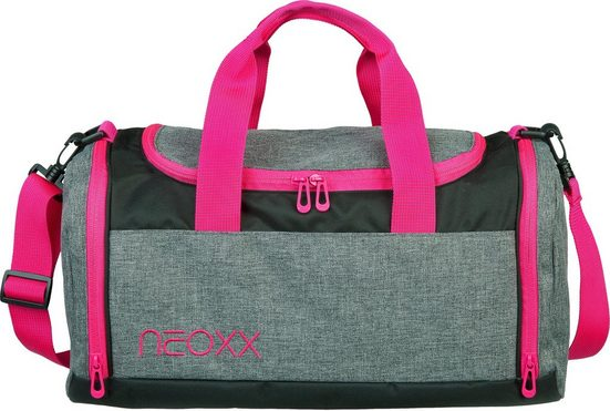 neoxx Sporttasche »neoxx Champ, Pink and Famous«