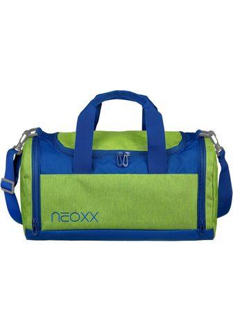 NEOXX Sportinis krepšys »Champ Lime o'clock«...