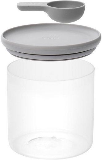 BergHOFF Vorratsdose »Leo«, Borosilikatglas, Kunststoff, (1-tlg), 1 Liter