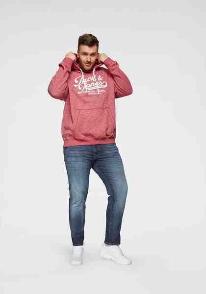 Jack & Jones Kapuzensweatshirt »Panther Sweat Hood« bis Größe 6 XL