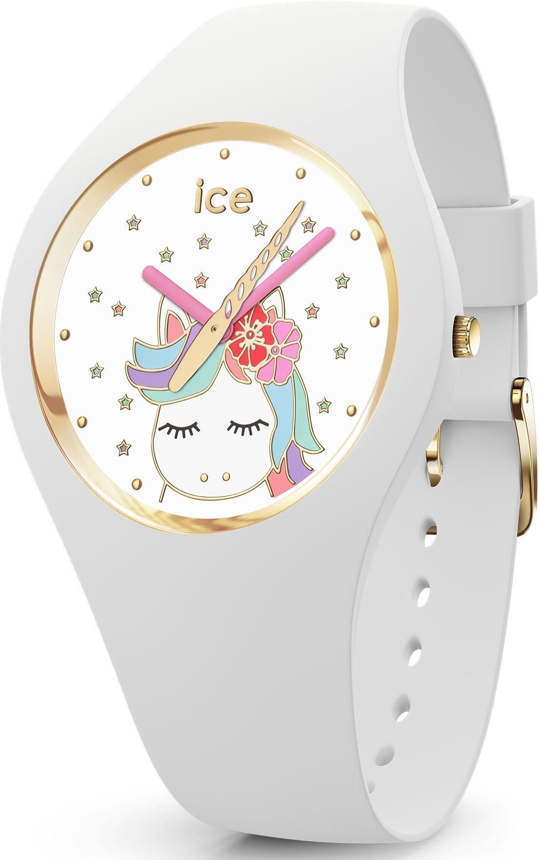 ice-watch Quarzuhr »ICE fantasia - White - Small - 3H, 16721«