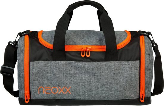 neoxx Sporttasche »Champ, Stay orange«