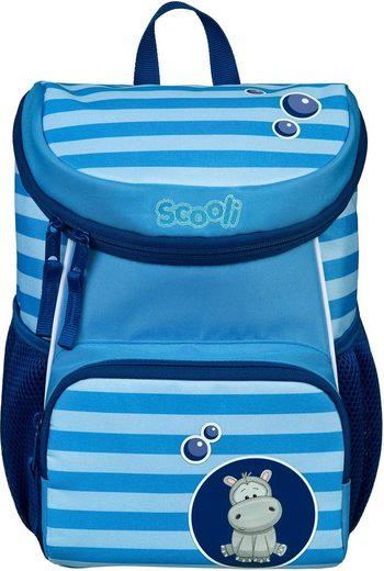 Scooli Kinderrucksack »Mini-Me, Henri Hippo«
