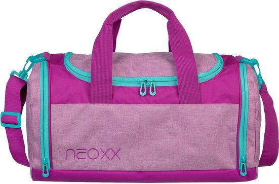 neoxx Sporttasche »neoxx Champ, You glow Girl!«