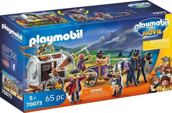 Playmobil® Konstruktions-Spielset »Charlie mit Gefängniswagen (70073), THE MOVIE«