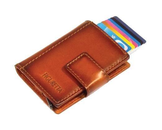 Figuretta Mini Geldbörse, Kartenetui mit RFID | Accessoires > Portemonnaies > Mini Geldbörsen | Figuretta