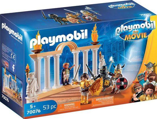 Playmobil® Konstruktions-Spielset »Kaiser Maximus im Kolosseum (70076), THE MOVIE«