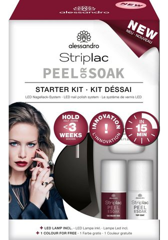 ALESSANDRO INTERNATIONAL UV-Nagellack-Set