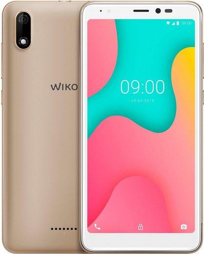 WIKO Y60 Smartphone (13,84 cm/5,45 Zoll, 16 GB Speicherplatz, 5 MP Kamera)