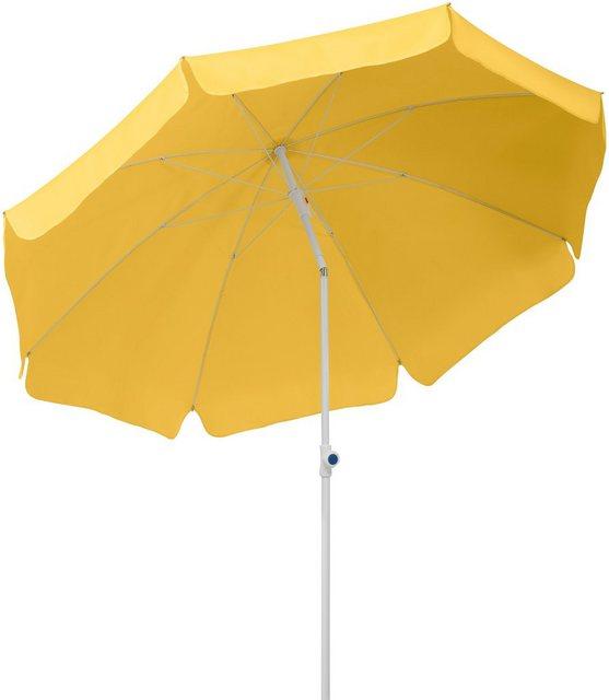 Schneider Schirme Sonnenschirm Ibiza goldgelb