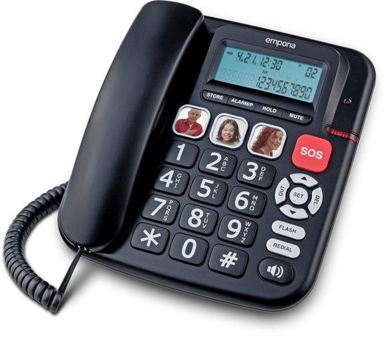 Emporia Telefon analog schnurgebunden »KFT19«