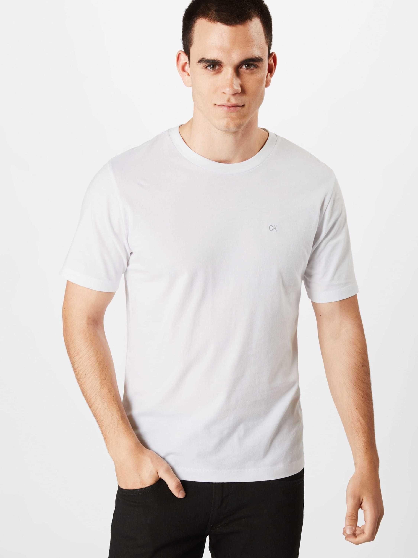 Embroidery Online Reg Kaufen Klein Tee« Calvin »ckj Kurzarmshirt Fit TKJl1cF