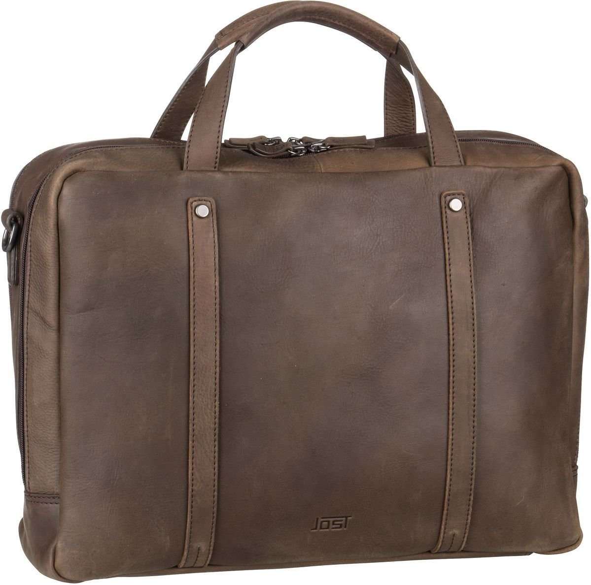 Jost Aktentasche »Salo 4644 Businesstasche« | Taschen > Business Taschen | Braun | Jost