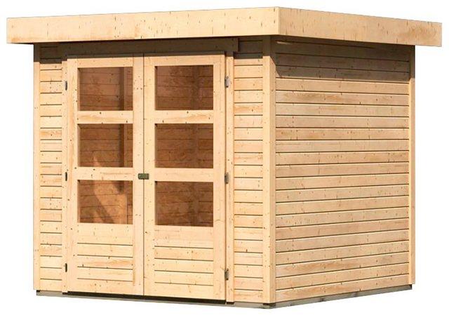 Woodfeeling Askola 2 Gartenhaus