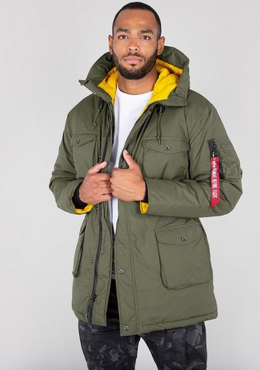 Alpha Industries Parka »Mountain All Weather Jacket«