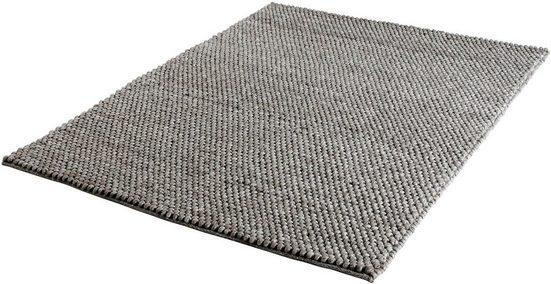 Teppich »My Loft 580«, Obsession, rechteckig, Höhe 23 mm, Obermaterial: 50% Wolle, 50% Viskose, Wohnzimmer