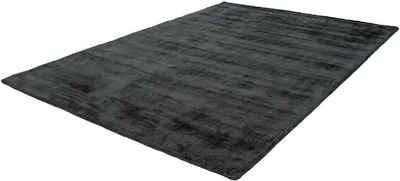 Teppich »My Maori 220«, Obsession, rechteckig, Höhe 13 mm, handgewebt, Obermaterial: 100% Viskose, große Farbauswahl, Wohnzimmer