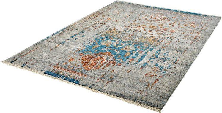 Teppich »My Laos 453«, Obsession, rechteckig, Höhe 14 mm, Vintage Design