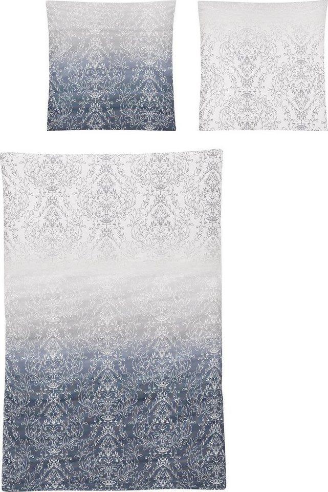 Bettwasche Capri 8086 Irisette Mit Filigranem Muster Online Kaufen Otto