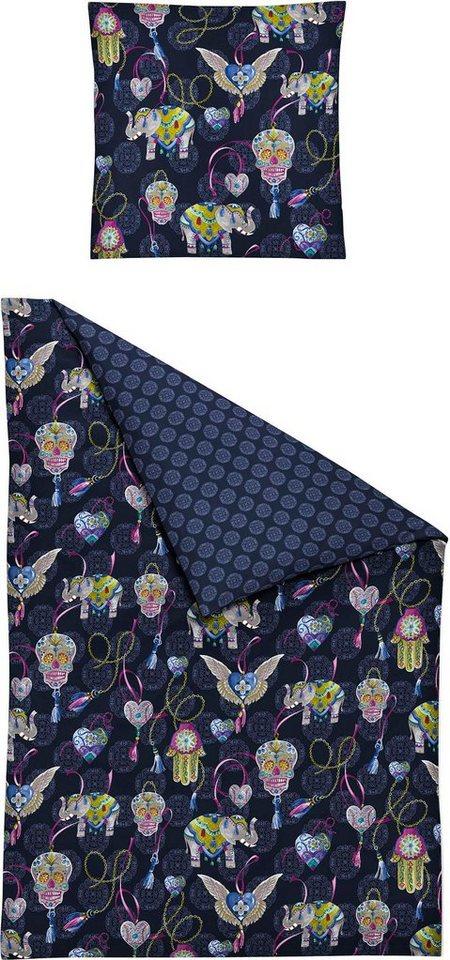 Bettwasche Eos 8094 Irisette Mit Orientalischem Muster Online Kaufen Otto