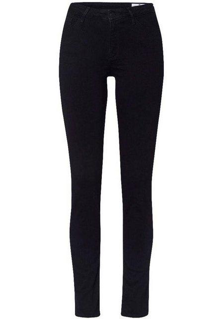 Hosen - Cross Jeans® High waist Jeans »Alan« Figurbetonter High Waist Schnitt ›  - Onlineshop OTTO