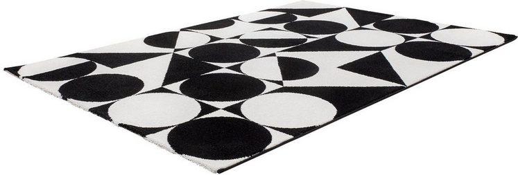Teppich »My Black & White 392«, Obsession, rechteckig, Höhe 21 mm