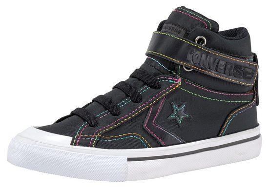 Converse »KINDER PRO BLAZE STRAP RAINBOW STITCH-HI« Sneaker