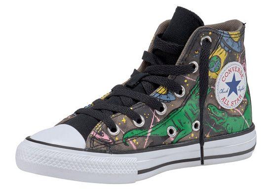 Converse »KINDER CHUCK TAYLOR ALL STAR INTERSTELLAR DINO`S - HI« Sneaker