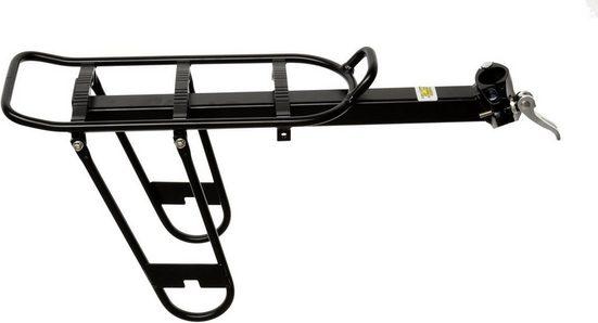 Point Fahrrad-Gepäckträger, Seitliche Bügel