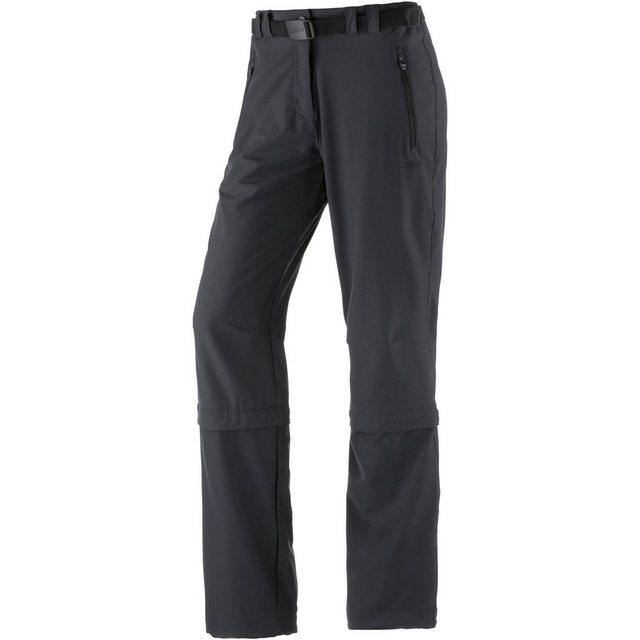 Hosen - CMP Zip off Hose »LONG PANT ZIP OFF« › grau  - Onlineshop OTTO