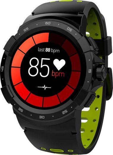 MYKRONOZ ZeSport2 Smartwatch (1,3 Zoll)