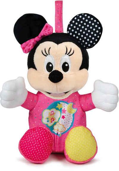 Clementoni® Plüschfigur »Baby Minnie Leucht-Plüsch«, mit Licht und Sound