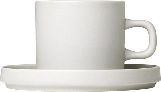BLOMUS Tasse »PILAR« (4-tlg), für Kaffee