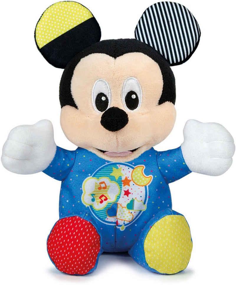 Clementoni® Plüschfigur »Baby Clementoni - Mickey Lights and Dreams«, mit Licht und Sound