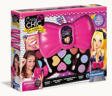 Clementoni® Kreativset »Crazy Chic Schleifenschminkkasten«