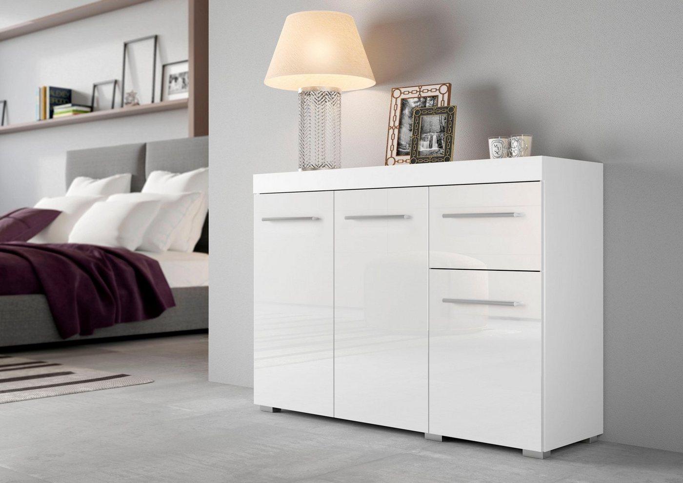 Kommoden, Sideboards und Schminktische - Kommode »Slesi«, Breite 105 cm  - Onlineshop OTTO
