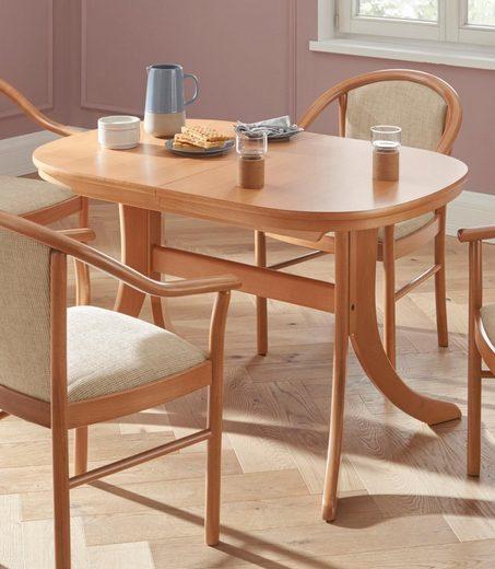 DELAVITA Tisch »GEORG«, Breite 120 cm