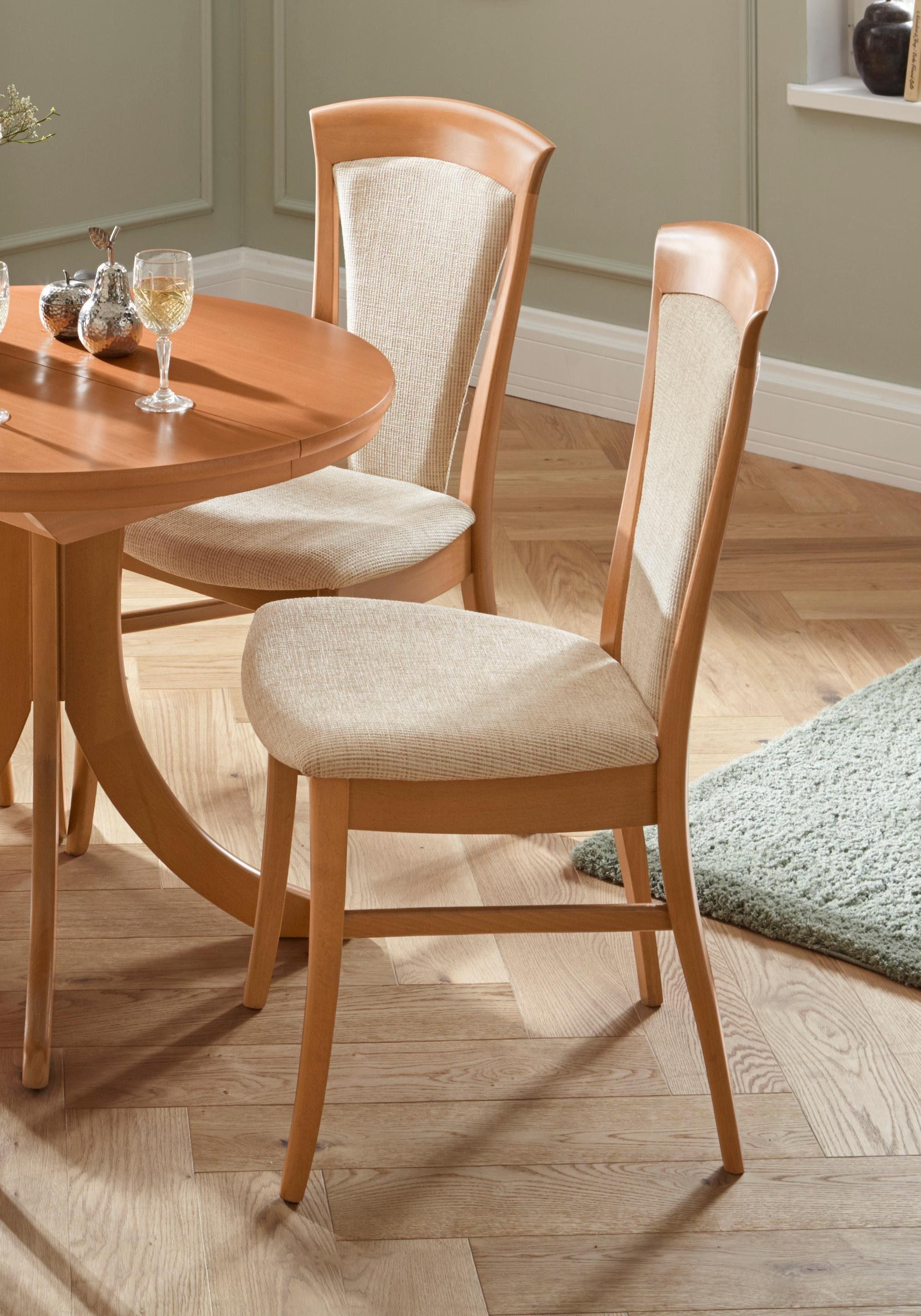 DELAVITA Stuhl »DIETMAR« 2 Stück, Delavita Die Marke für klassisch komfortables Wohnen online kaufen | OTTO