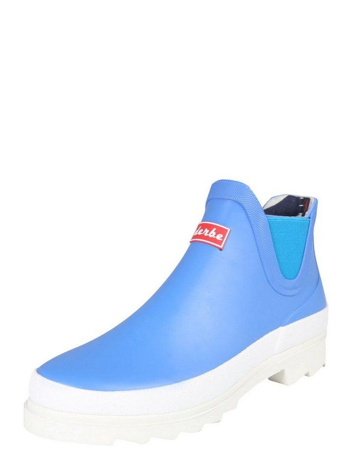 Derbe »Översohl« Gummistiefel | Schuhe > Gummistiefel | Blau | Derbe