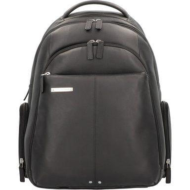 Piquadro X2 Businessrucksack Leder 44 cm Laptopfach