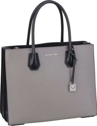 MICHAEL KORS Handtasche »Mercer Large Convertible Tote Python«