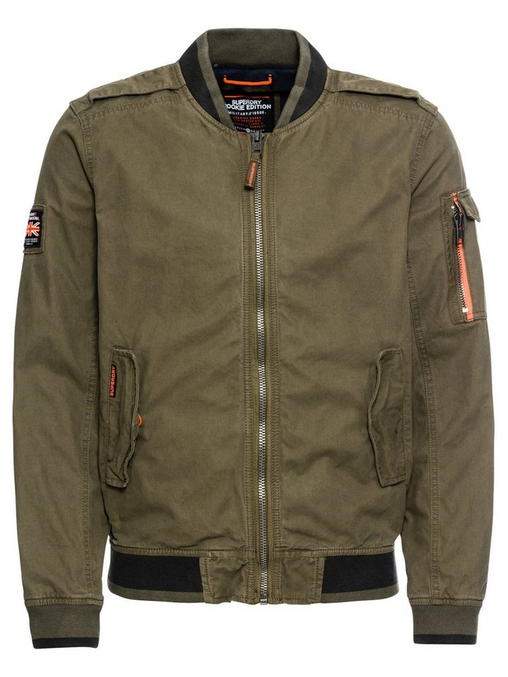 superdry bomberjacke rookie duty online kaufen otto. Black Bedroom Furniture Sets. Home Design Ideas
