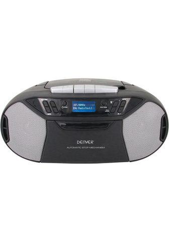 Radio »DAB+ Boombox TDC-250&laqu...