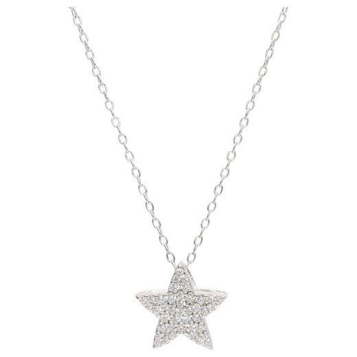 Smart Jewel Kette mit Anhänger »Stern Anhänger«