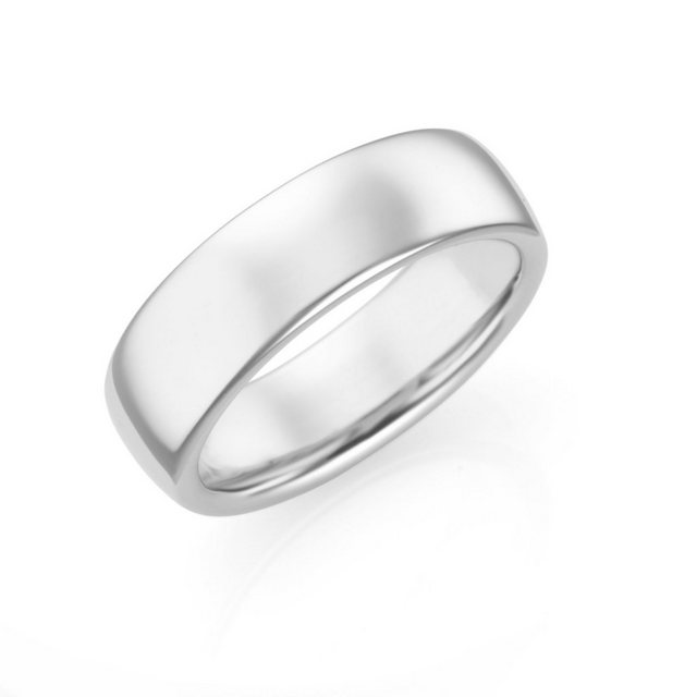 Smart Jewel Silberring »gewölbt, Silber 925« | Schmuck > Ringe | Smart Jewel
