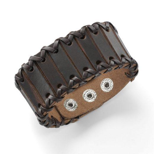 Jacques Charrel Armband »mit Druckknopfverschluß«